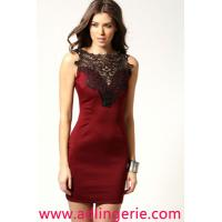 Wholesale European and American fashion exquisite gown skirt Fence Club clothing wholesale sexy lingerie M,L Y from china suppliers