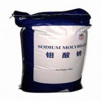 Buy cheap Sodium Molybdate, Used as Buffing Compound for Galvanizing and Chemical Reagent from wholesalers