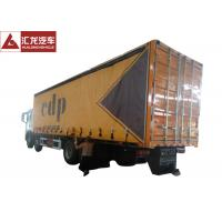 Wholesale 11500x2500x3850 Flatbed Curtain Side Trailers 280HP Euro VI Emission Standard Eco - Friendly from china suppliers