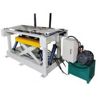 Wholesale Amorphous Iron Core Assembly And Stacking Table Hydraulic Driven 2.2kw Power from china suppliers