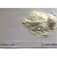Anastrozole Anabolic Steroid Powder , Anabolic Steroids For Muscle Building 120511-73-1