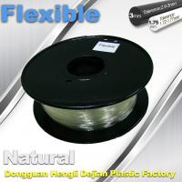 Wholesale Soft pla filament 1.75 / 3.0 mm  Flexible 3d Printer Filament for 3d  printing from china suppliers