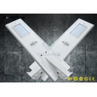 Wholesale 18V 65W Smart Solar Street Light With Li Battery 12V 30AH / Remote Control from china suppliers