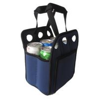 Wholesale Customized Neoprene Beer Bottle Cooler Bag / Beer Stubby Holders from china suppliers