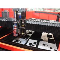 Quality Auto CNC Laser Cutting And Engraving Machine , Iron Laser Cutting Machine 5 Nozzles for sale