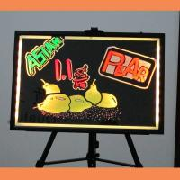 China electronic bulletin board with marker pen on sale