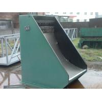 China Static Sieve Screen for Livestock Wastewater Pretreatment 9 - 160m³/h Capacity on sale