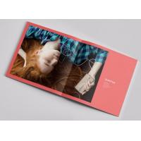 China Customized perfect binding Booklet Catalogue Leaflet Brochure /Magazine Printing on sale