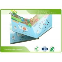 Wholesale Case bound binding Art Paper Environmental Ink Printing Board Books for Babies / Children from china suppliers