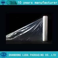 Wholesale Different Thickness PE Wrapping Stretch Film for Pallet from china suppliers