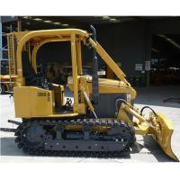 Buy cheap Mini track tractor w/ Canopy with six-action blade Crawler Bulldozer optional from wholesalers