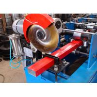 Wholesale Rain Gutters Installation Downspout Roll Forming Machine TUV Approval from china suppliers