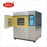Wholesale Analysis Instruments Hot And Cold Impact Testing Machine High Low Temperature Thermal Shock Test Chamber from china suppliers