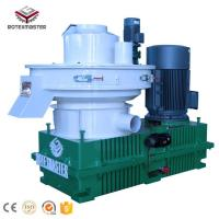 China High Efficiency Large Capacity Sawdust Wood Pellet Machine  for 6mm 8mm Biomass Fuel Pellet on sale