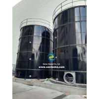 Buy cheap High-quality Glass-Fused-to-Steel Tanks with AWWA D103 / EN ISO28765 Standard from wholesalers