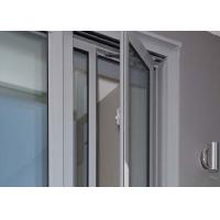 Wholesale Wind Proof Custom Aluminium Windows Door Casement Tilt And Turn Type For Residential from china suppliers