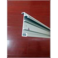 Wholesale Anodized Silvery Window Aluminum Profile Extrusion Curtain Frames For 6063 T5/T6 from china suppliers