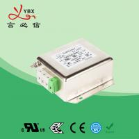 Wholesale Passive 3 Phase Rfi Filter 440VAC 10A Low Pass Transfer Function from china suppliers