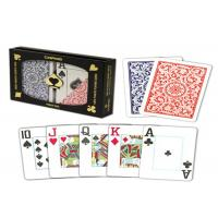 Quality Durable Copag 1546 Marked Poker Cards  , 2 Marked Card Deck Set For Poker Cheat for sale