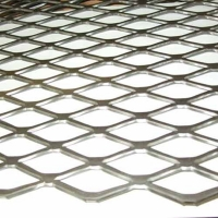 Wholesale 316 Stainless Steel Decoiling Expanded Metal Mesh from china suppliers
