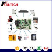 China voip SIP telephone main board , Broadcast PCB board KN518 on sale