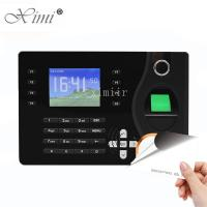 China TCP / IP Communication Biometric Time Attendance Machine RFID Card Reader on sale