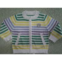 China Baby′s Cotton Sweater, Knitted Cardigan, Long Sleeve (SFY-A048) on sale