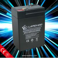 Wholesale battery 6v 4.5ah lead-acid battery from china suppliers