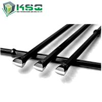 China Integral Tungsten Carbide Rock Mining Drill Rod For Small Hole Drilling Tools on sale