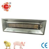 China CE safe Automatic ignition infrared gas brooder used for animal house on sale