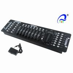 China DMX512 Led Controller / Disco DMX Light Controller For Lighting Equipment on sale