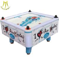 China Hansel low price indoor games equipment square air hockey table for sale on sale