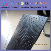 Wholesale ASTM standard HDPE geomembrane textured surface from china suppliers