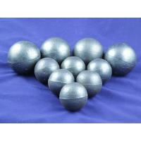 Wholesale DIA 80MM Cast Steel Balls for Grinding Media with hardness HRC 60-65 from china suppliers