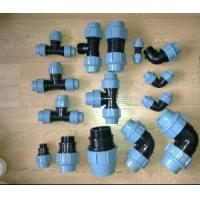 Wholesale PP PE Compression Fittings from china suppliers