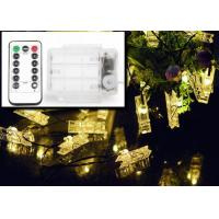 Wholesale 6 M 30Leds Battery LED String Lights from china suppliers