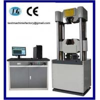 Wholesale WEW-1000B universal measuring machine+universal testing machine pdf+universal testing machine tensile test from china suppliers