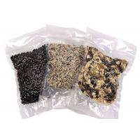 Wholesale Heat Resistant Transparent Food Saver Vacuum Bags Reusable Poly Clear Pouch from china suppliers