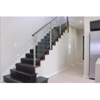 Wholesale Customized Modern High Quality Stainless Steel Glass Railing for Stairs from china suppliers