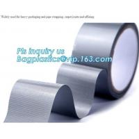 Wholesale Carpet duct tape,Professional Grade Strong Repair Sealing Joining Plumbing Silver PVC Duct Tape 48MM X 30M bagplastics from china suppliers