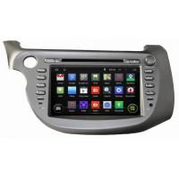 China Ouchuangbo Auto Stereo Video System for Honda New Fit 2009-2011 Android 4.4 DVD Multimedia Kit Radio OCB-8038D on sale