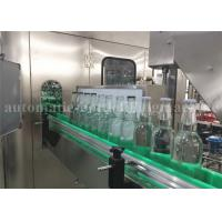 Wholesale Fully Automatic Carbonated Drink Production Line Energy Drink Glass Bottle Filling Machine from china suppliers