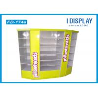 Buy cheap Portable Toy Cardboard Floor Displays / Cardboard Retail Display Stands from Wholesalers