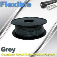 Wholesale 1.75 / 3.00mm Flexible 3d Printer Filament  0.8KG / Roll from china suppliers