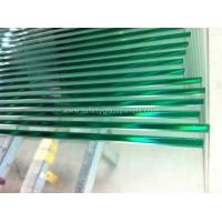 Buy cheap 8mm Tempered Glass Frameless Fencing Panel for Swimming Pool with CE from Wholesalers