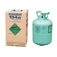 Quality Refrigerant gas R134a with 99.9 Purity for sale