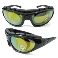 China Stylish sports glasses With CE EN166 & ANSI Z87.1, Sport Sunglass on sale