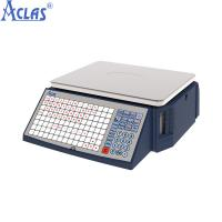 Wholesale Label Printing Scale,Barcode Scale,Retail Scale,Supermarket Scale from china suppliers