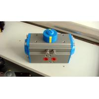 Wholesale pneumatic actuators control butterfly  valve  pneumatic rotary cylinder from china suppliers
