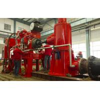 Wholesale UL Listed 2000gpm Fire Fighting Water Pump Set Diesel Engine / Electric Motor Driven from china suppliers